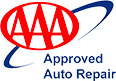 AAA logo - Approved Auto Repair
