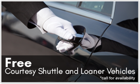 Free Courtesy Shuttle | Oroville Auto Repair