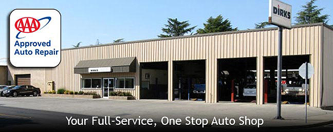 Oroville Auto Repair | Dirks Automotive and Transmission